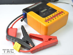 400 AMP Peak 12V 16800mAh Portable Battery Jump Starter Power Pack Charger Combine with Air Pump