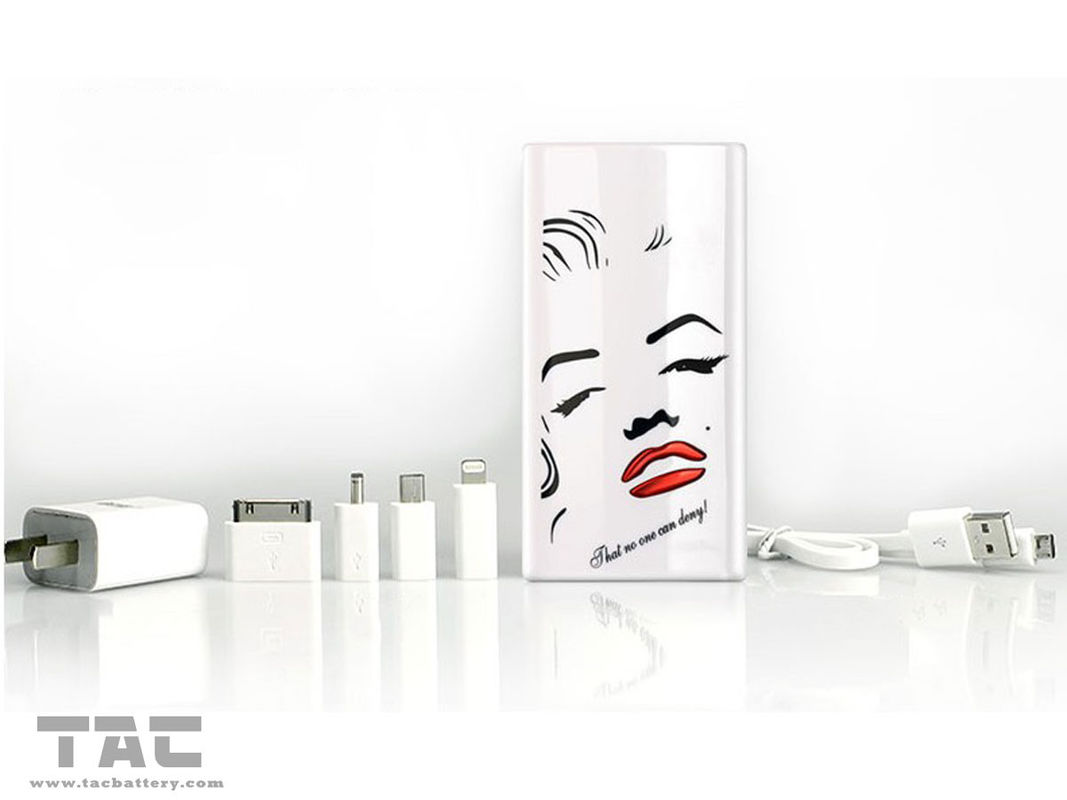 Double USB External Battery Power Bank 4000mah For Phone