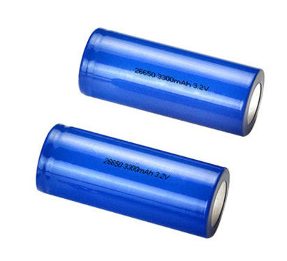 Low Self-Discharge Rate TAC Led Flashlight AA Batteries IFR26650