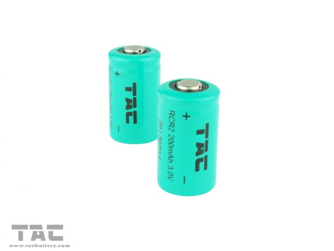 Rechargeable 3.0V CR2/IFR15270 3.2V LiFePO4 Battery for Medical Equipment/ACP pen